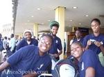 In Jomo Kenyatta Airport, Nairobi