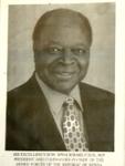President Kibaki of Kenya