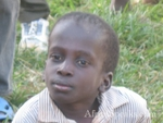 An orphan and one of the most memorable faces of my experience in Kenya
