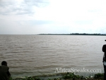 Highlight for Album: Lake Nalubale also known by the colonial name Lake Victoria