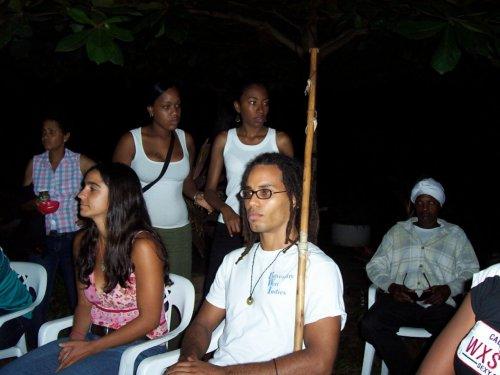 Members of Axe Capoeira