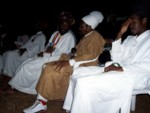 Bobo Ashanti delegation