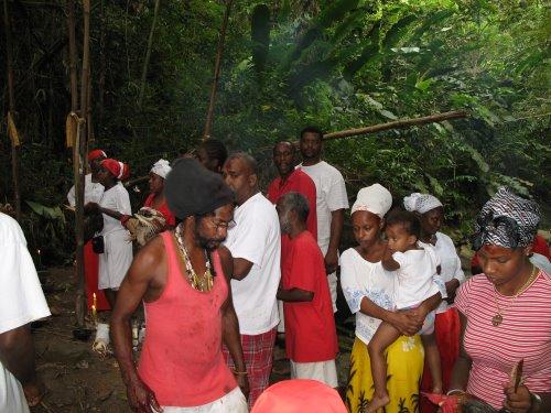 Orisha devotees