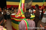 Highlight for Album: Mansions of Rastafari Meet in Siparia, Trinidad and Tobago