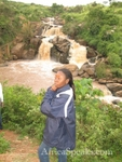 Highlight for Album: Webuye Waterfalls