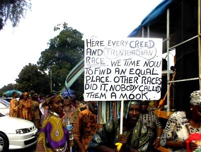 Trinidad and Tobago Emancipation 2004