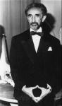 Emperor Haile Sellassie