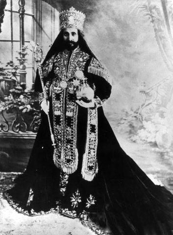 Emperor Haile Sellassie I
