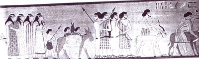 Reproduction of 3-7, eventually, hyksos rulers quietly set up an independent dynasty in avaris with a view to taking over Egypt/ kemit. After 1630 b.c the hyksos warlord sheshi seized the ancient capital at Memphis  and turned avaris into a great stronghold.