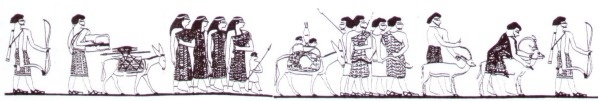 Reproduction of 3-7, taken from 1-7 the hyksos: new historical and archeological perspectives.