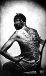 Whipped slave, Baton Rouge, La., April 2, 1863