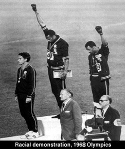 Black Power - 1960 Olympics