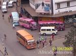 View of Nairobi from Ambassadeur Hotel