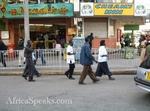 Street in Nairobi