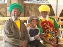 Elder Ras Rupee, youthman and Bongo Rocki