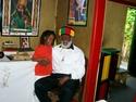 Bongo Rocky and youth