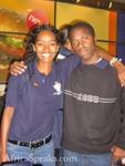 Kimberly and Akinlabi