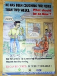 Educational Poster on TB