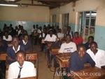 Highlight for Album: Visit to Nyangori Boys Secondary Boarding School