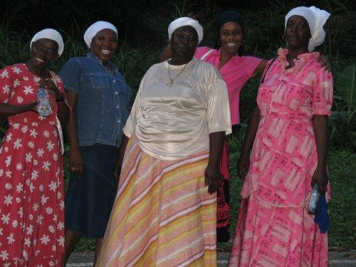 Orisha women