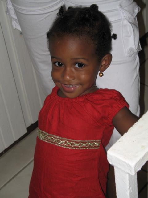 Little cousin Khaila