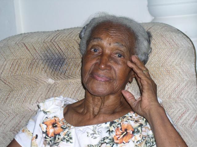 My grandmother Leta